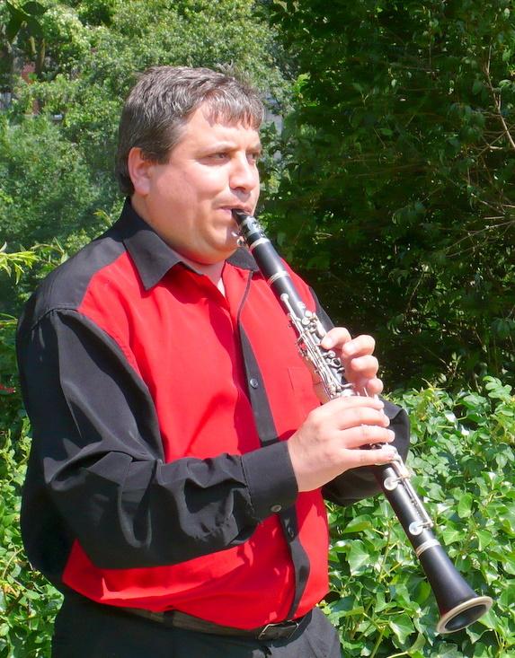 Gjovalin & clarinette