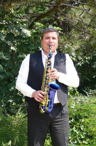 Gjovalin & saxophone
